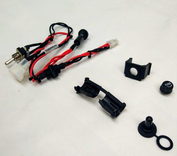 Robomow RS Kabelbaum Sicherung / Batterie SPP6105A