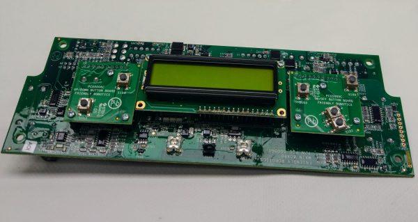 Robomow RM 510 Hauptplatine Mainboard SPP5000H - Gebraucht