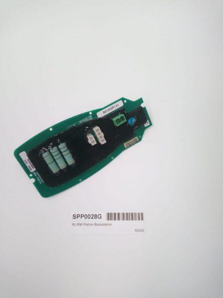 Robomow RM/RL Dockingplatine für Ladestation SPP0028G (ESB5002G)- Gebraucht