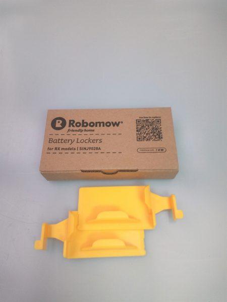 Robomow RX Batteriehalter (2 Stück) SINJ9028A
